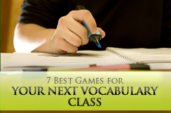 7 Best Games for Vocabulary Class