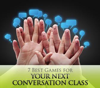 7 Best Games for Your Next Conversation Class