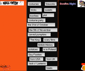 Halloween vs Bonfire Night PPT