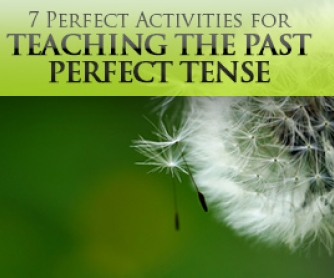 detailed lesson plan in past perfect tense