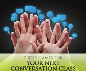 7 Best Games for Your Next Conversation Class
