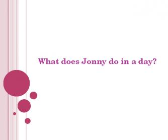 Jonny's One Day