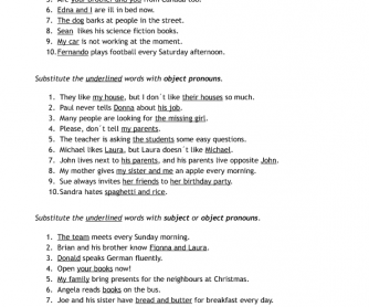 Subject and Object Pronouns Worksheet   Englishlinx   Board likewise  likewise Pronouns Worksheet 1 Pronoun Worksheets For Grade Possessive Nouns likewise Object Pronouns 2   Pronoun Worksheets as well Subject Object Pronouns ESL Activities Games Worksheets additionally Subject and Object Pronouns besides  also Click To View Print Worksheet Object Pronouns Subject Pronoun additionally  besides  in addition  further Subject And Object Pronouns Worksheets Teaching Resources   Teachers in addition Subject and Object Pronouns worksheet   Free ESL printable additionally Pronouns Worksheets   Subject and Object Pronouns Worksheets moreover Subject and Object Pronouns together with Subject Object Pronouns ESL Activities Games Worksheets. on subject and object pronouns worksheets