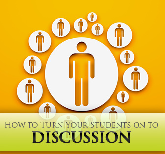 From I Don't Want to Talk about It to I Can't Wait to Talk about It!: Turning Your Students on to Discussion