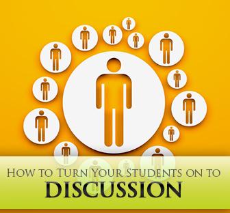 From I Don't Want to Talk about It to I Can't Wait to Talk about It!: Turning Your Students on to Discussion
