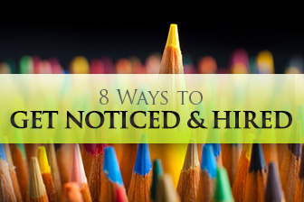 8 Ways to Get Noticed and Hired as an ESL Instructor