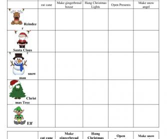 Christmas Battleship Game