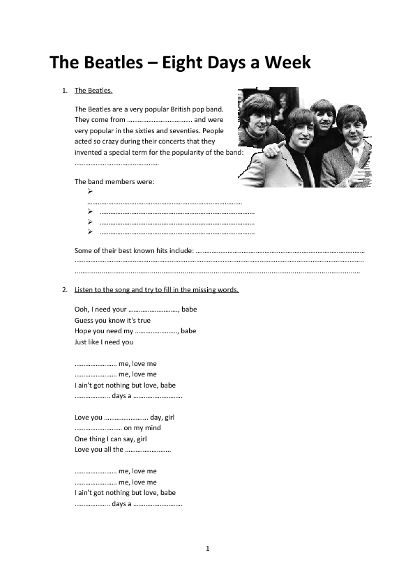 Tracing Numbers &amp- Counting: 8 | Worksheet | Education.com