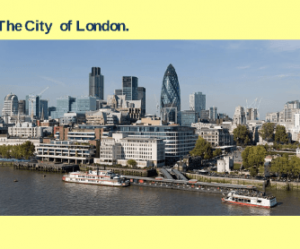 The City of London Tour