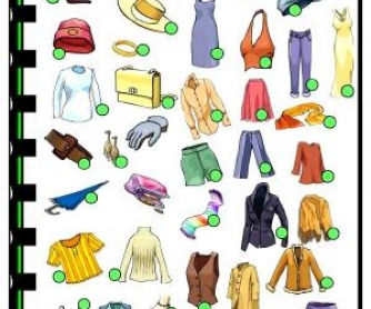 Women's Wear Decoding Activity