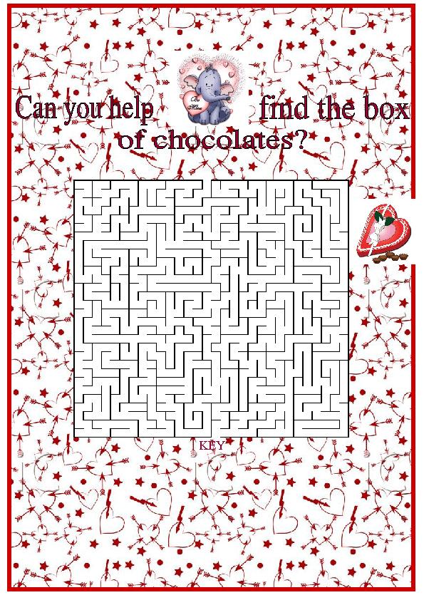 Kindergarten Valentine Craft