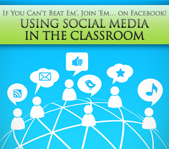 If You Can't Beat Em', Join 'Em… on Facebook! Using Social Media in the Classroom
