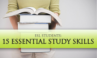 15 Essential Study Skills for ESL Students