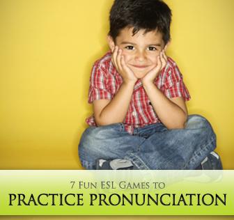 7 Fun ESL Games to Practice Pronunciation