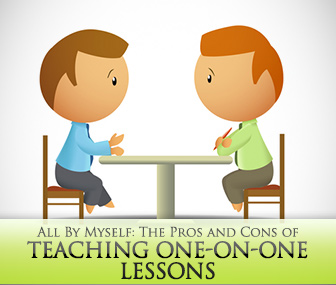 All By Myself: The Pros and Cons of Teaching One-on-One Lessons