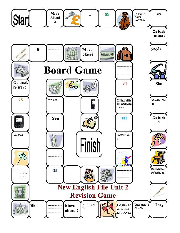 spanish level 1 worksheets