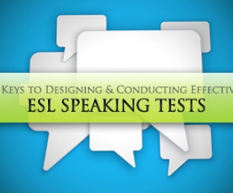 How to Evaluate Speaking