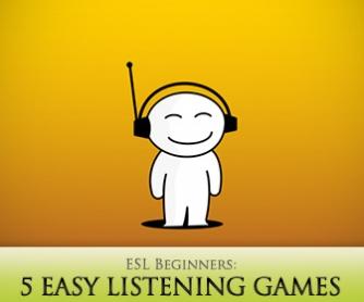 Using fun activities to improve speaking