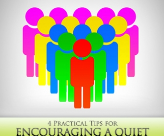 Why Can't We All Just Interact? 4 Practical Tips for Encouraging a Quiet Class to Speak