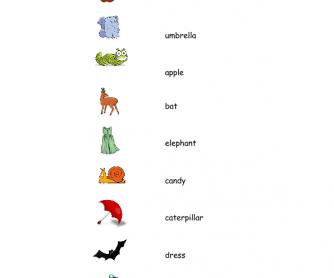 Vocabulary and Re-write