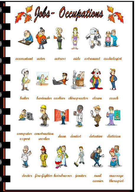 Kids Books About Jobs