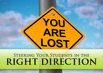 Steering Your Students in the Right Direction