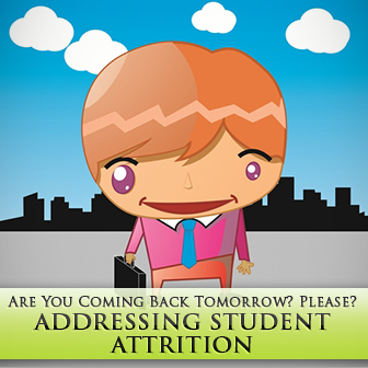 Are You Coming Back Tomorrow? Please? Addressing Student Attrition in the ESL Class
