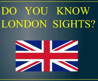 London Sights Quiz