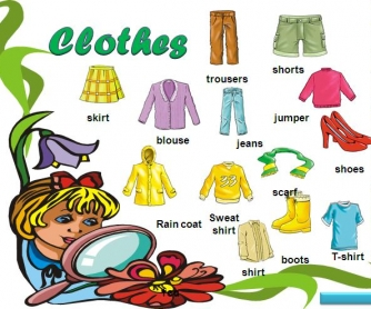 Clothes PowerPoint Presentation