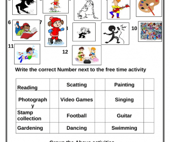 Prompts for writing about sports