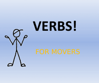 Verbs for Movers