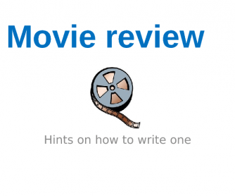 How to Write a Movie Review ( Ppt)