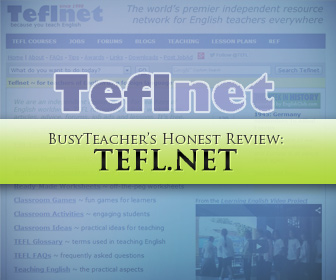 TEFL.net: BusyTeacher's Detailed Review
