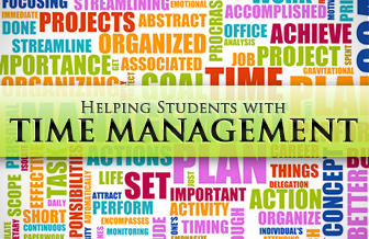 Teacher, I Feel So Overwhelmed: Helping Students with Time Management