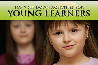 Can't Play or Dance? Top 9 Sit-down Activities for Young Learners
