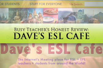 Eslcafe.com: BusyTeacher's Detailed Review