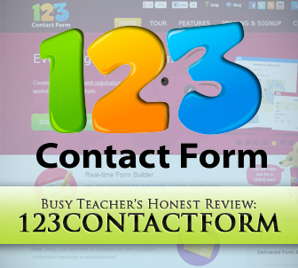 123ContactForm: BusyTeacher's Detailed Review