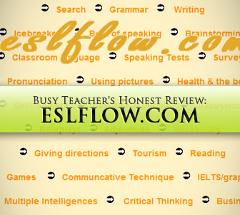 Eslflow.com: BusyTeacher's Detailed Review