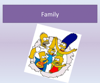 Family Power Point