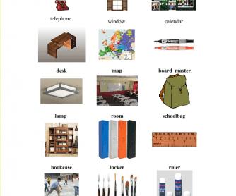 Classroom Parts 1