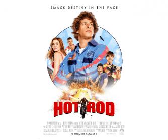 Hot Rod Movie (2007), Ppt Vocabulary Presentation