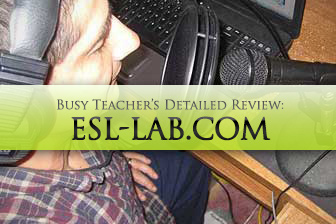 Esl-lab.com: BusyTeacher's Detailed Review