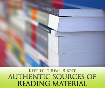 Keepin' It Real: 8 Best Authentic Sources of Reading Material