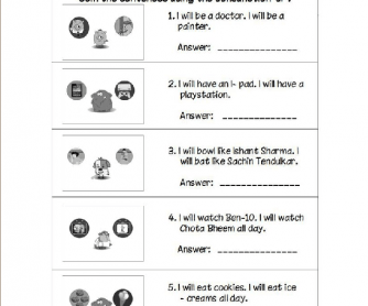 Link Words with Conjunctions