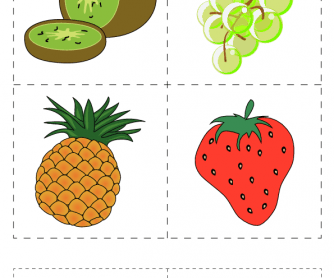 Flashcards: Fruit (2)