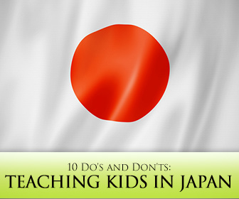 Teaching Kids in Japan: 10 Do's and Don'ts