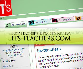 Its-teachers.com: BusyTeacher's Detailed Review