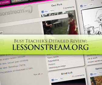 Lessonstream.org: BusyTeacher's Detailed Review