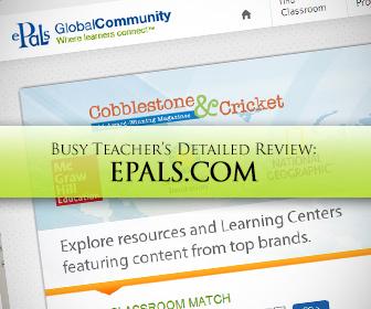 Epals.com: BusyTeacher's Detailed Review
