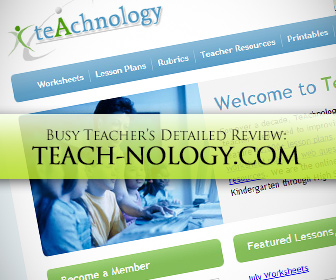 Teach-nology.com: BusyTeacher's Detailed Review
